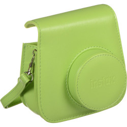 Fujifilm Instax Mini 9 Camera Case With Strap (Lime Green)