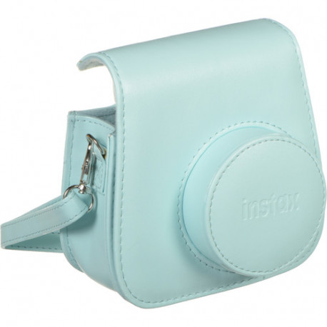 Instax Mini 9 Camera Case With Strap Ice Blue