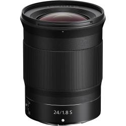 обектив Nikon NIKKOR Z 24mm F/1.8S