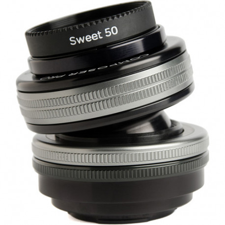 Composer Pro II with Sweet 50 Optic for Nikon Z