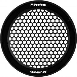 аксесоар Profoto Clic Grid 20 - пчелна пита за Profoto C1 Plus, A1, A1X