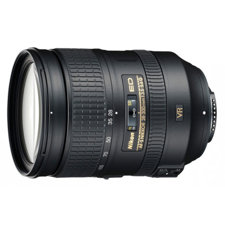 Nikon AF-S Nikkor 28-300mm f/3.5-5.6G ED VR (употребяван)