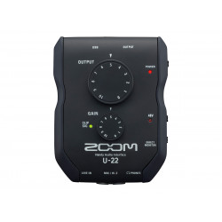 Audio recorder Zoom U-22 Handy Audio Interface