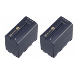 батерия Sony NP-F970 x 2 бр.