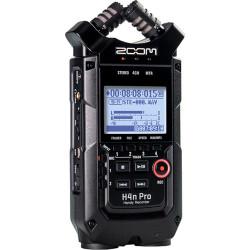 Audio recorder Zoom H4N Pro (black)