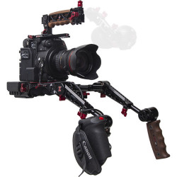 Stabilizer Zacuto C200 EVF Recoil Pro Dual Trigger Grips