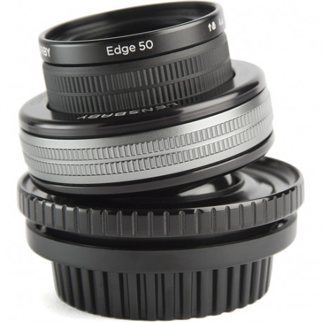 Lensbaby Composer Pro II with Edge 50mm Optic - PL-Mount