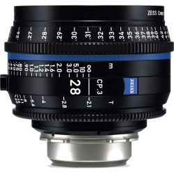 обектив Zeiss CP.3 28mm T/2.1 Compact Prime - PL