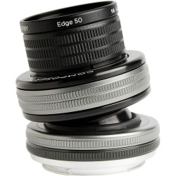 Lens Lensbaby LENSBABY COMPOSER PRO II EDGE 50MM OPTIC - CANON