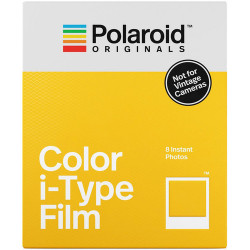 фото филм Polaroid Originals i-Type цветен 5-pack (5 x 8 бр)