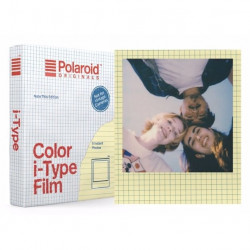 Film Polaroid Originals I-TYPE Note This Edition is colored