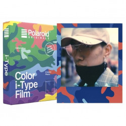 Film Polaroid Originals I-TYPE Camo Edition Color