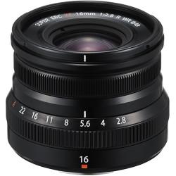 Lens Fujifilm Fujinon XF 16mm f / 2.8 R WR
