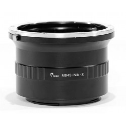 адаптер Pixco Mamiya 645 към Nikon Z