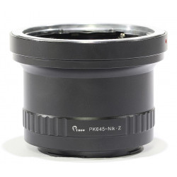 адаптер Pixco Pentax 645 към Nikon Z