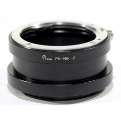 адаптер Pixco Pentax K към Nikon Z