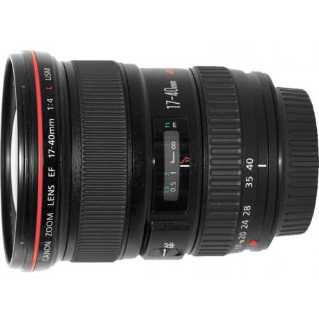 Canon EF 17-40mm f/4L USM (употребяван)