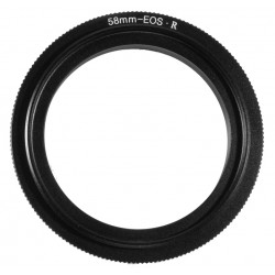 Accessory Pixco 58mm Macro Reverse Ring for Canon EOS R