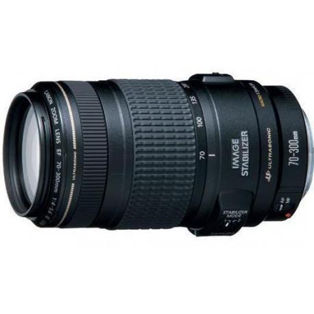 Canon EF 70-300mm f/4 - 5.6 IS USM (употребяван)
