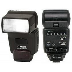 светкавица Canon Speedlite 420EX (употребяван)