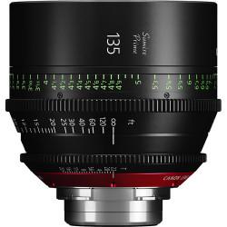 Lens Canon CN-E 135mm T / 2.2 L FP - PL-Mount