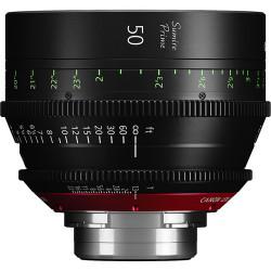 Lens Canon Sumire Prime CN-E 50mm T / 1.3 L FP - PL mount