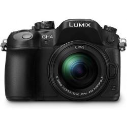 Camera Panasonic Lumix GH4R + Lens Panasonic Lumix G Vario 12-60mm f / 3.5-5.6 Asph. Power OIS
