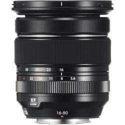 Lens Fujifilm Fujinon XF 16-80mm f / 4 R OIS WR