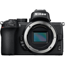 Camera Nikon Z50 + Lens Nikon NIKKOR Z DX 16-50mm f / 3.5-6.3 VR + Microphone Rode Videomicro + Tripod Manfrotto PIXI Mini Tripod Black MTPIXI - B + cage Smallrig LCN2525 Vlogging Mounting Plate - Nikon Z50