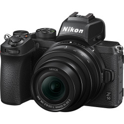 Camera Nikon Z50 + Lens Nikon NIKKOR Z DX 16-50mm f / 3.5-6.3 VR