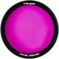 Accessory Profoto 101012 Clic Gel Rose Pink