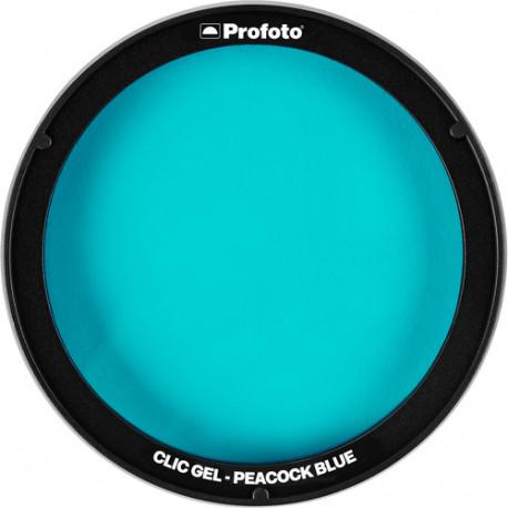 PROFOTO 101013 CLIC GEL PEACOCK BLUE