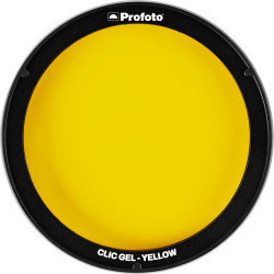 Accessory Profoto 101016 Clic Gel Yellow