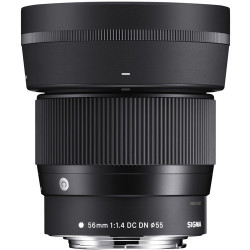 Sigma 56mm f / 1.4 DC DN | C - Canon EOS M