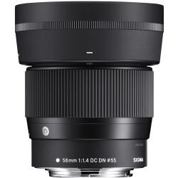 Lens Sigma 56mm f / 1.4 DC DN | C - Canon EOS M