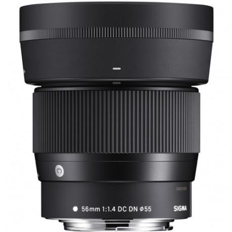 SIGMA 56MM F/1.4 DC DN | C - CANON EOS M