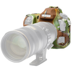 аксесоар EasyCover ECND850C Силиконов протектор за Nikon D850 (камуфлаж)
