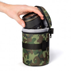 EasyCover ECLB130C Lens Bag 85x130mm (camouflage)