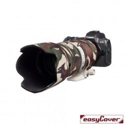 аксесоар EasyCover LOC70200GC - Lens Oak за обектив Canon 70-200mm f/2.8 (зелен камуфлаж)