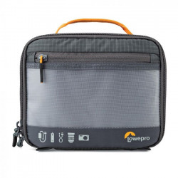 чанта Lowepro Gear Up Camera Box Medium (сив)