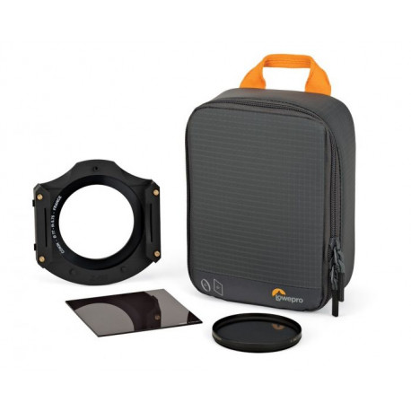 LOWEPRO GEAR UP FILTER POUCH 100 GREY