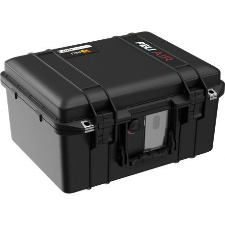 PELI CASE 1507 AIR WITH DIVIDERS BLACK 015070-0040-110