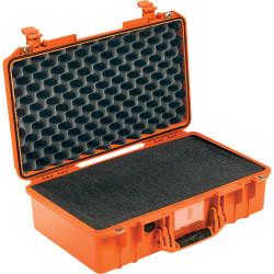 Case Peli Case 1525 Air 015250-0000-150E with foam (orange)