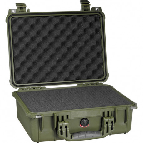 Peli Case 1450 foam 1450-000-130E (green)