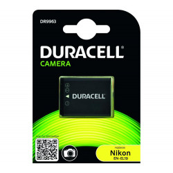 Battery Duracell DR9963 battery equivalent to Nikon EN-EL19