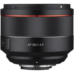 Samyang AF 85mm f/1.4 - Nikon F