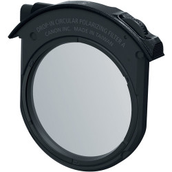 Canon Circular Polarizing Drop-In Filter A