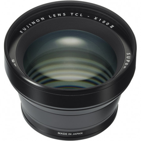 TCL-X100 BODY CONVERSION LENS BLACK