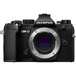 фотоапарат Olympus OM-D E-M5 Mark III (черен) + статив Joby Gorillapod 1K Kit мини статив + батерия Olympus JUPIO BLS-50 BATTERY