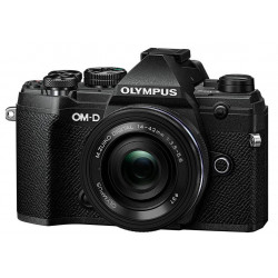 Camera Olympus OM-D E-M5 MARK III (black) + Lens Olympus ZD Micro 14-42mm f / 3.5-5.6 EZ ED MSC (Black) + Battery Olympus BLS-50